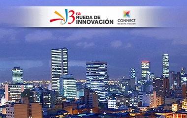 Este 13 de marzo se realizará la Tercera Rueda de Innovación de Connect Bogotá, una iniciativa de la Alianza Universidad - Empresa - Estado de la cual la Fundación Universitaria Konrad Lorenz es miembro fundador junto con otras instituciones y empresas. El evento tiene como fin generar negocios entre la academia y las empreas en torno a proyectos de investigación aplicada e innovación tecnológica, con el fin de impulsar la economía de la ciudad. Clic en el pin para más información.