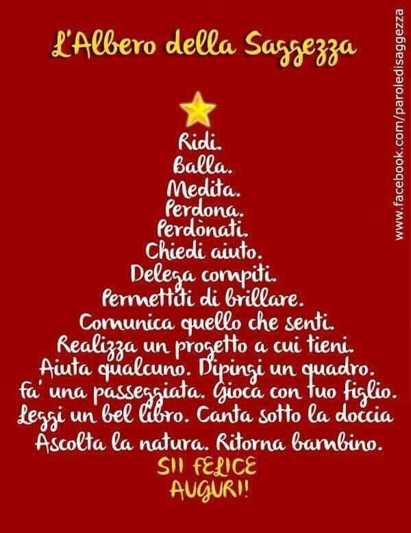 Un augurio a tutti voi e un saluto al periodo natalizio  #natale #auguri #siifelice