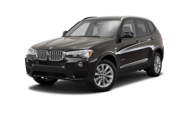 Luxury Crossover SUV 2016 BMW X3