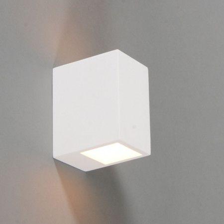 Wandlamp Gipsy Arles vierkant