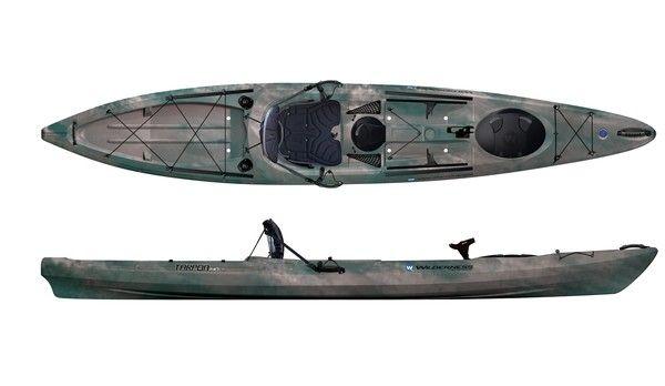 Wilderness systems tarpon fishing kayak review fishing for Fishing kayaks reviews