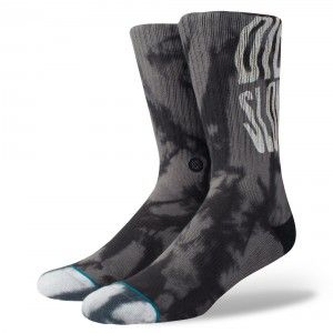 Stance Slow Skate Socks - Black  3aa387b99