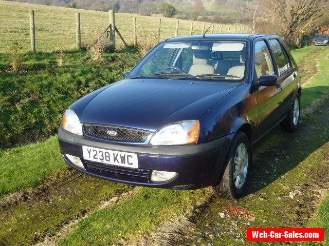 Ford Fiesta 1.6 Ghia 2001 #ford #fiesta #forsale #unitedkingdom