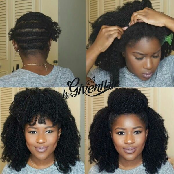 171 Best Protective Styles For Hair Growth Images On Pinterest