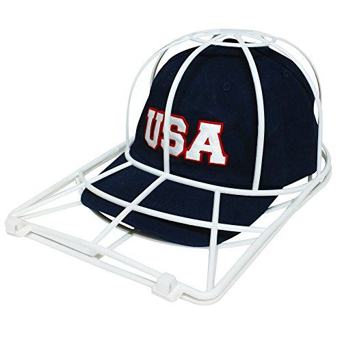 Baseball Cap Washer Great Hat Cleaner And Ball Cap Hat Washer Clean Your Entire Collection From Your Cap Organize How To Clean Hats Cap Organizer Washing Ball
