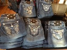 WRAL: Miss Me Jeans from Apricot Lane