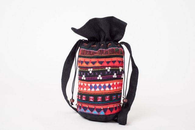 Thai Tribal Crafts Bag with WFTO certificate www.kokoworld.pl #kokoworld #handmade #bag #ethno #fairtrade