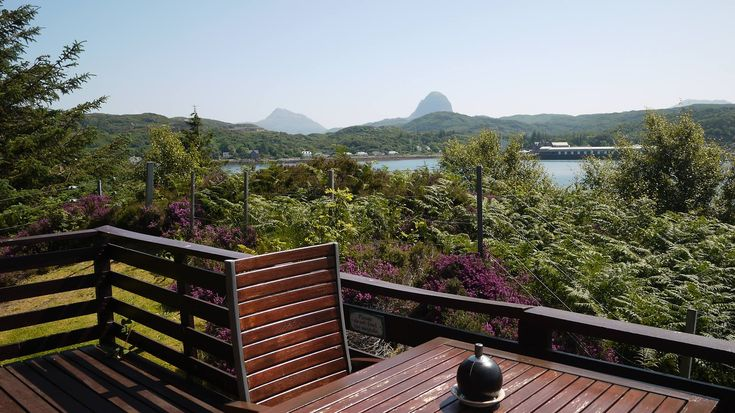 Caisteal Liath Chalets, Lochinver, Sutherland, The Highlands, Scotland. Holiday. Travel. Self Catering. Dog Friendly. Accommodation. https://www.theholidaycottages.co.uk/.