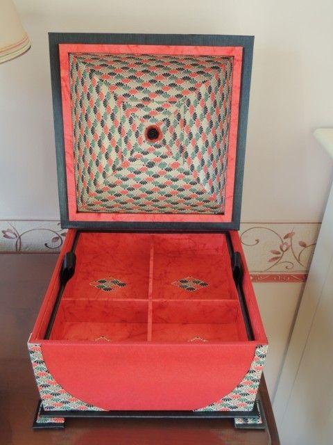 Les 333 meilleures images propos de boites en carton sur for Boite a couture originale