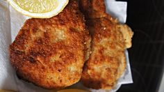 Breaded Fried Pork (Bife de Porco a Milanesa) - Easy Portuguese Recipes