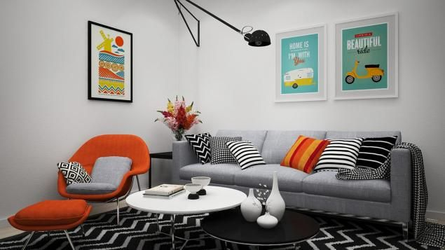 More than grey #colours #beautiful # home #decoration #ideas