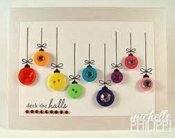 This is a really neat idea.. I have a box full of buttons of all kinds.