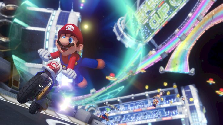 'Mario Kart 8' adds insane new tracks to an already winning formula: vrge.co/1ls7xPQ