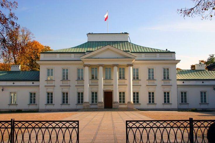 Warsaw, Belweder 1819-22, Jakub Kubicki