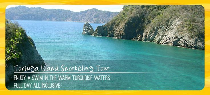 Tortuga Island Snorkeling Tour