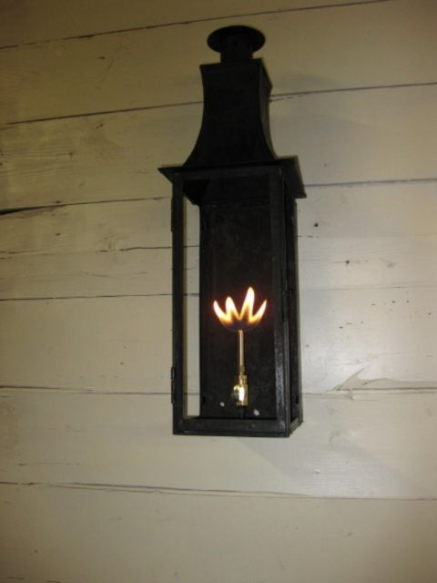 Madison wall mount w black finish by carolina lanterns
