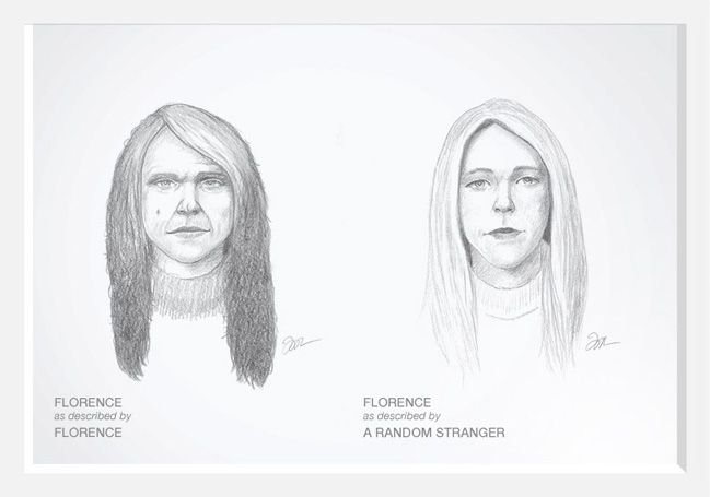 Dove: Real Beauty Sketches - Florence