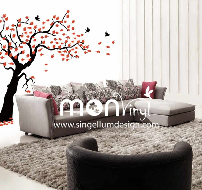 The 25 best vinilos arboles ideas on pinterest vinilos de arboles vinilos decorativos - Decoracion paredes vinilos adhesivos ...