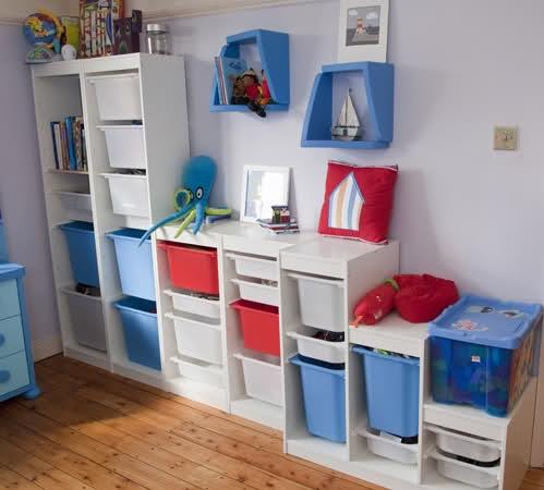 Ikea Trofast Playroom Images