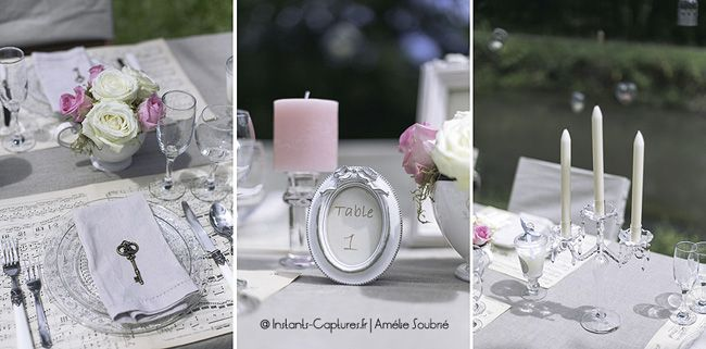 Inspiration mariage ambiance shabby chic romantique for Ambiance boudoir decoration