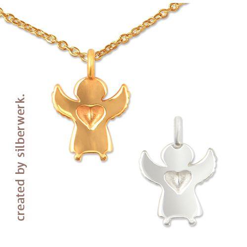 Zeit für #Engel … In Silber: https://www.silberwerk.de/ringding/3532410-mini-anhanger-engelchen-mit-kette   oder Gold: https://www.silberwerk.de/ringding/3532430-mini-anhanger-engelchen-mit-kette-goldplattiert