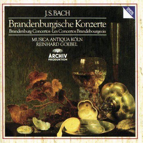 Brandenburgische Konzerte / Tripelkonzert 1044