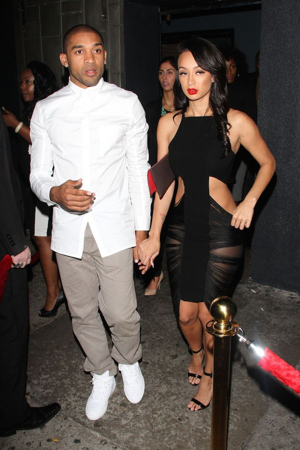 draya michele kicked it in la with boyfriend orlando