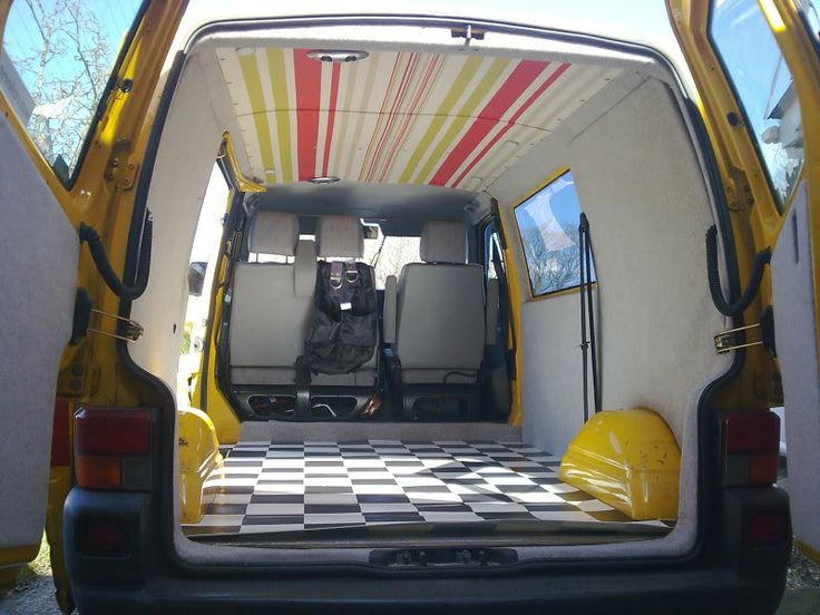 61 best images about vw interior ideas on pinterest see for Vw t4 interior designs