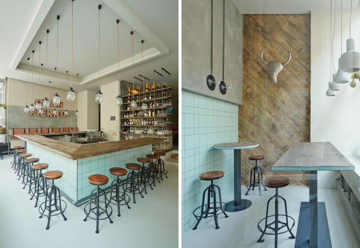 Oltre 25 fantastiche idee su bancone in legno su pinterest piani cucina in legno e - Bancone cucina legno ...