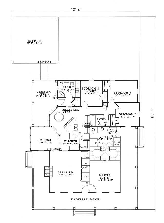 58 best images about house plans on pinterest house for Unique country house plans
