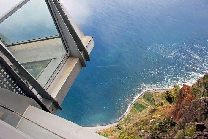Cabo Girao, la plus haute falaise d'Europe ! Madère  ©Salaün Holidays