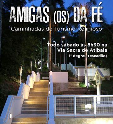 MCC - MÚSICOS CRISTÃOS CATÓLICOS: Centro Histórico de Atibaia (SP) recebe caminhadas...