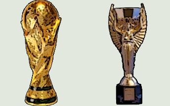 World Cups - old and new. … World Cup winners Sir Geoff Hurst (England, 1966) and Simone Perrotta (Italy, 2006) have in common, besides their World Cup victories – that is?