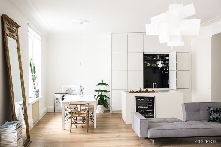 Welcome to our Scandinavian home! Our apartment is now on sale, check it out: http://www.asunnot.oikotie.fi/myytavat-asunnot/12840888#?view=gallery&pagination=1&previousSearchId=66