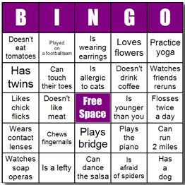 Fun Way To Start A Pto Meeting Ice Breaker Bingo Mingo Dkg Pinterest Breakers And