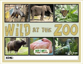 Wild at the Zoo Review, how to expand your learning beyond your trip to the zoo