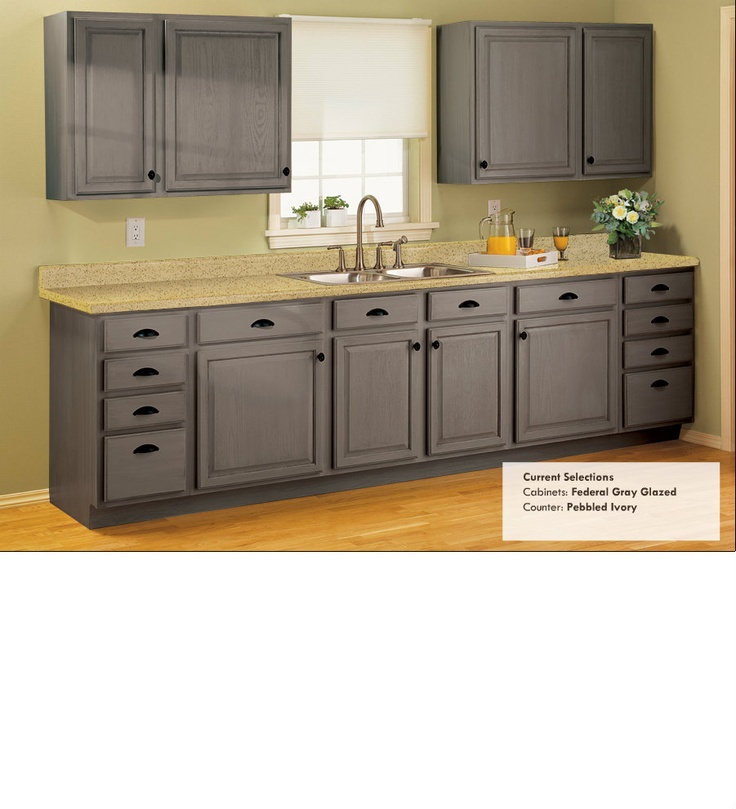 Best Federal Gray Glazed Light Counters I Like The Fact 400 x 300