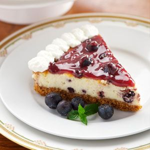 Lemon & Wild Blueberry Cheesecake Bake Mix