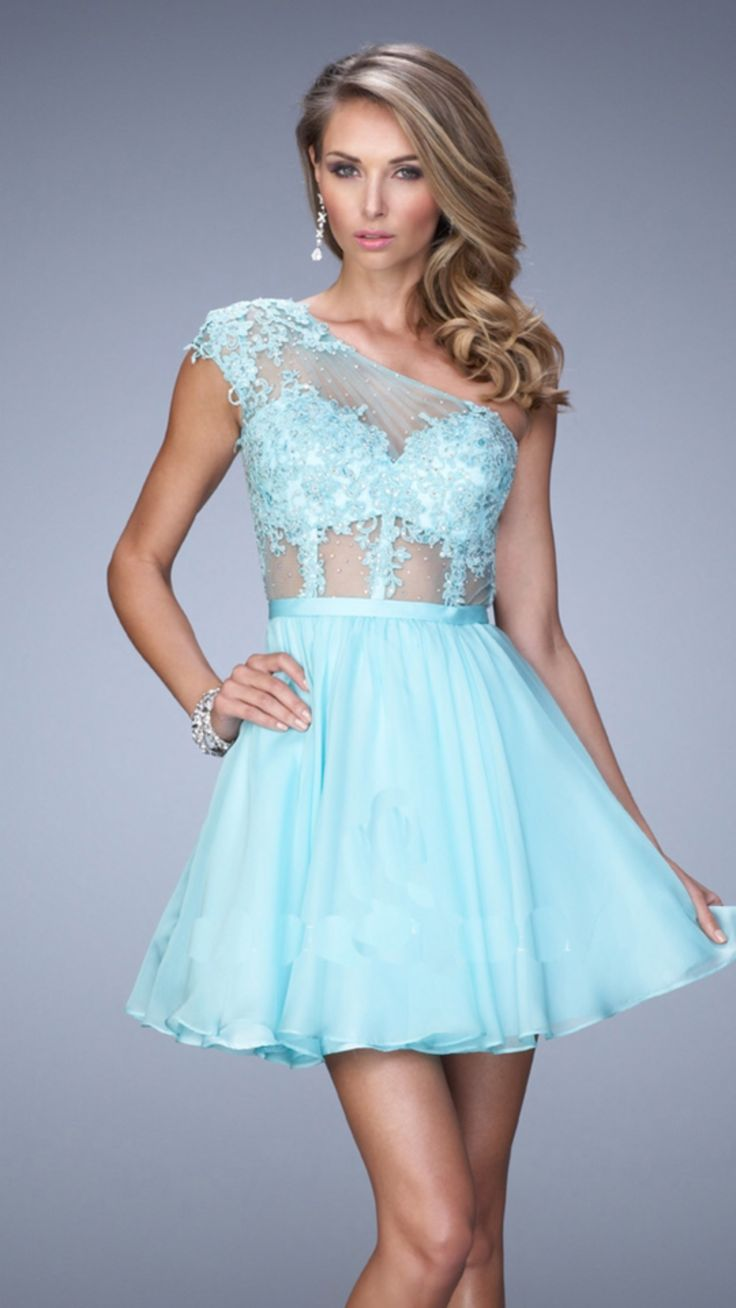 28 best Lace sheer prom dresses images on Pinterest | Prom dresses ...