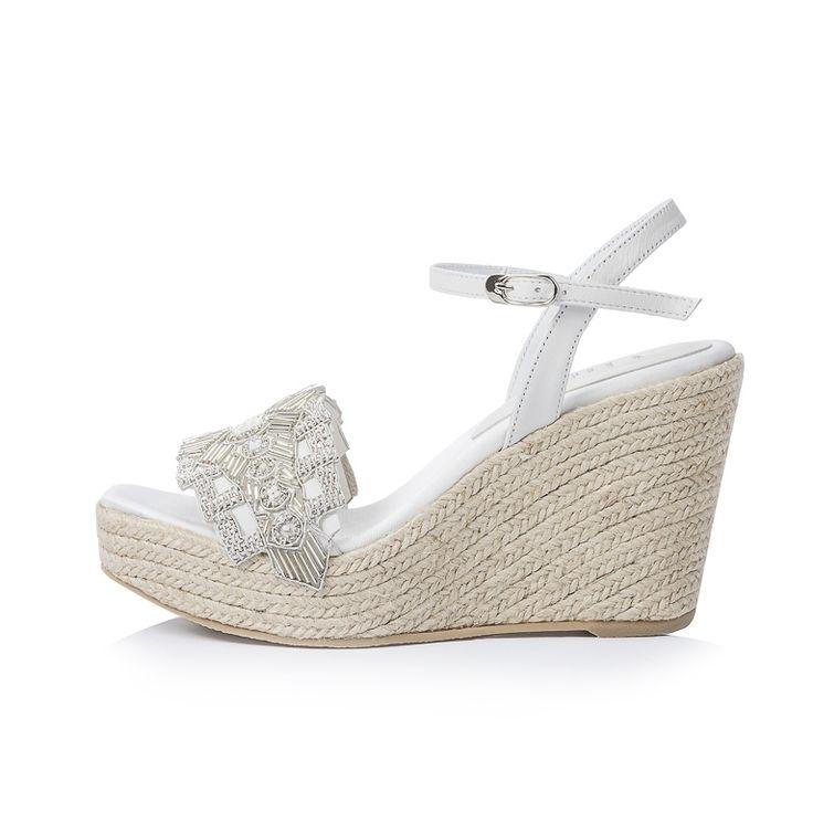 Ideal sandalia para el dia de tu boda. SANDALIA MOD. DECÓhttp://ideasparatuboda.wix.com/planeatuboda