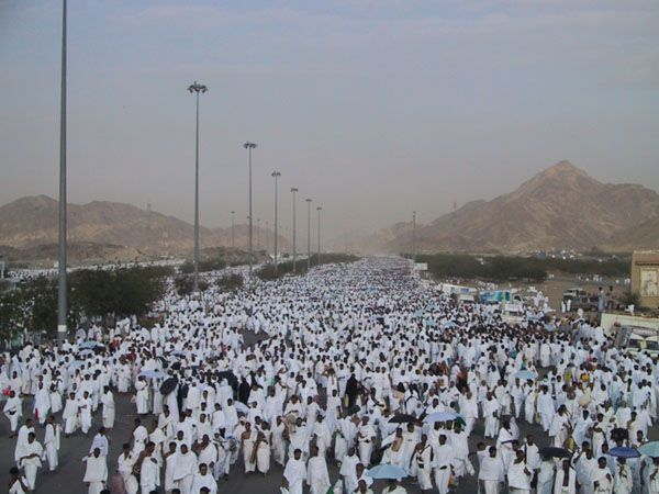 The Importance of the Day Of Arafat - Islam for Muslims - Nigeria