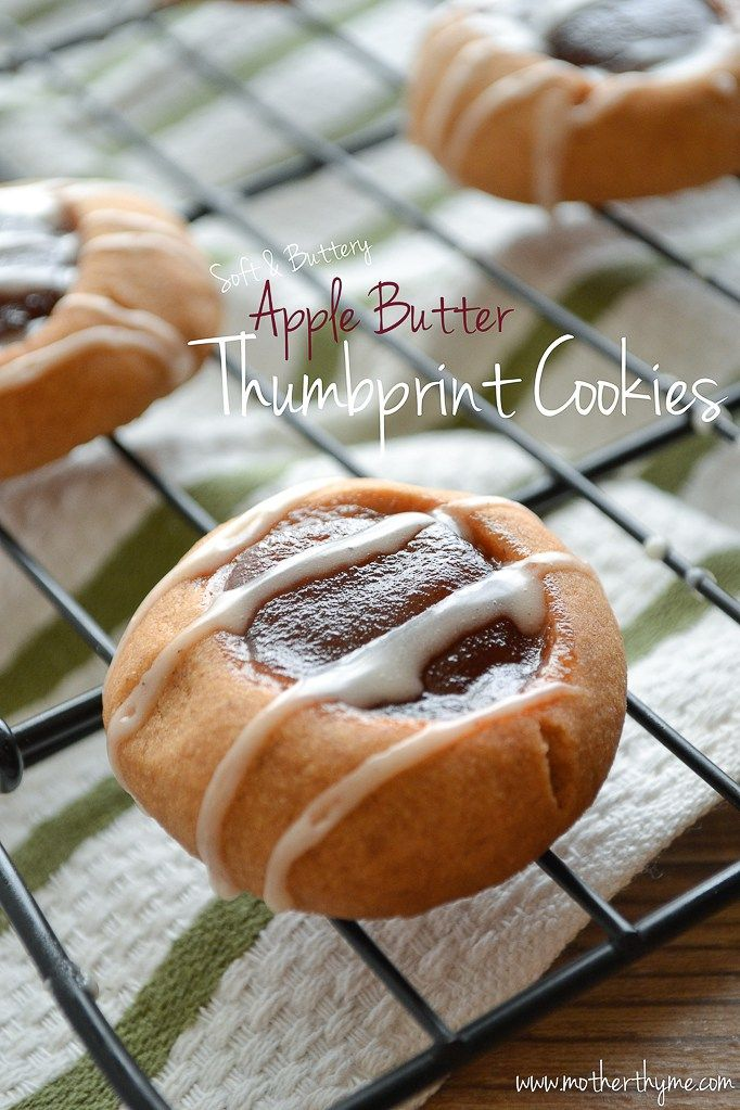 Enjoy a taste of fall with this easy recipe for soft and buttery Apple Butter…