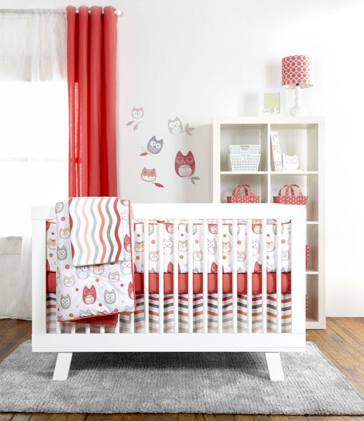 Collection Zago pour chambre de bébé de Bouclair Maison - Zago collection for baby nursery by Bouclair Home