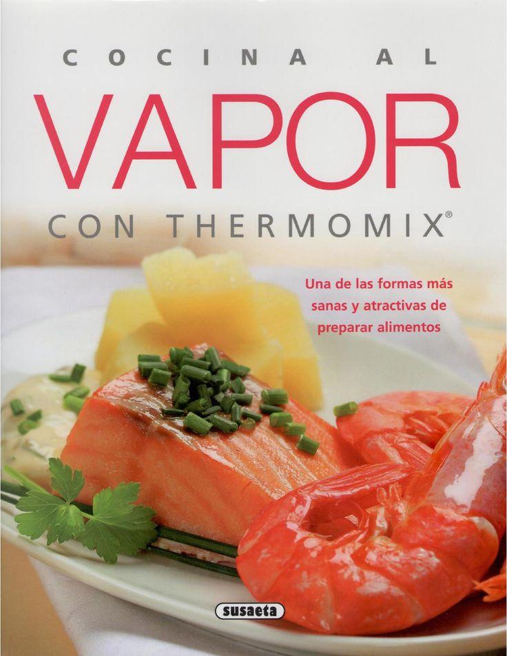 Cocina al vapor con thermomix