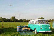 Vom 11.-13. September 2009 fand im britischen Malvern das Vanfest statt. Es ist das größte Bulli-Treffen Europas.