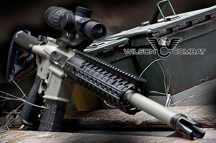 Wilson Combat .458 SOCOM