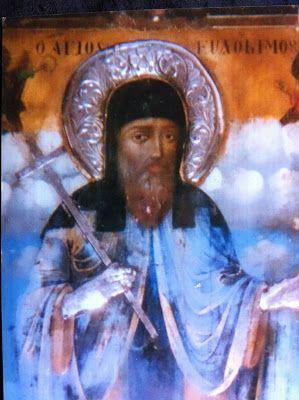 Πνευματικοί Λόγοι: Ο Άγιος Ευδόκιμος ο Δίκαιος