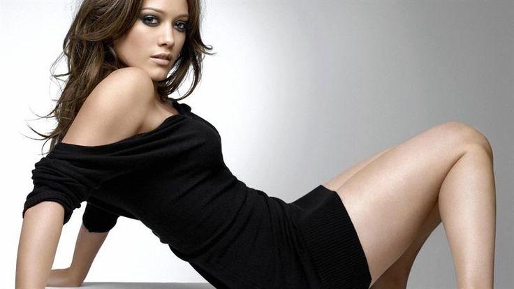 Красивые девушки в платье фото