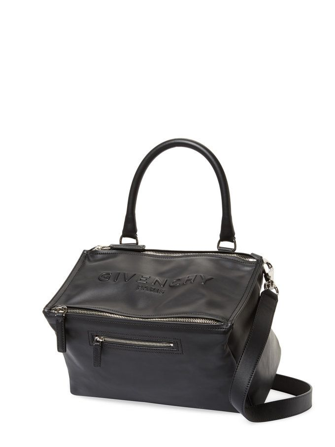 Pandora Medium Leather Satchel from Designer Handbag Shop: Perfect Carryalls on Gilt