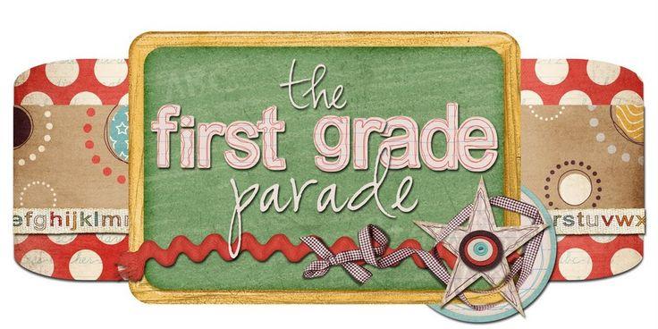 First grade parade: Schools Ideas, Cute Ideas, Teacher Blog, Teaching Ideas, Teaching Blog, First Grade Blog, First Grade Parade, Classroom Ideas, 1St Grade